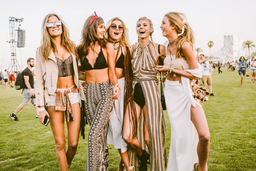 Coachella Fashion Round-Up