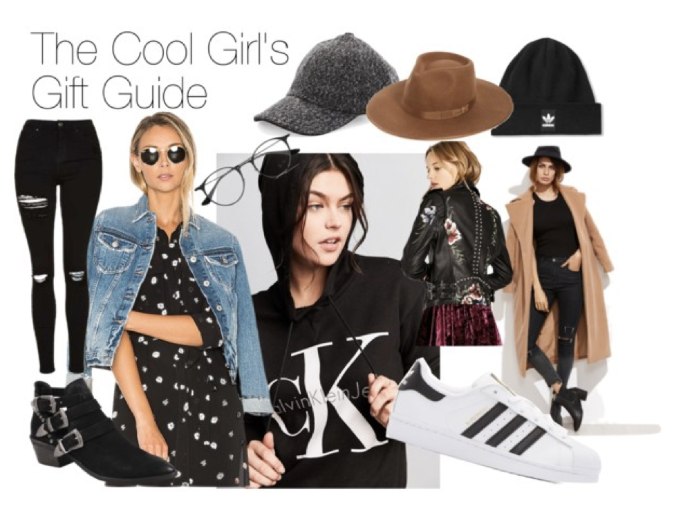 "The ""Cool Girl"" Holiday Gift Guide"