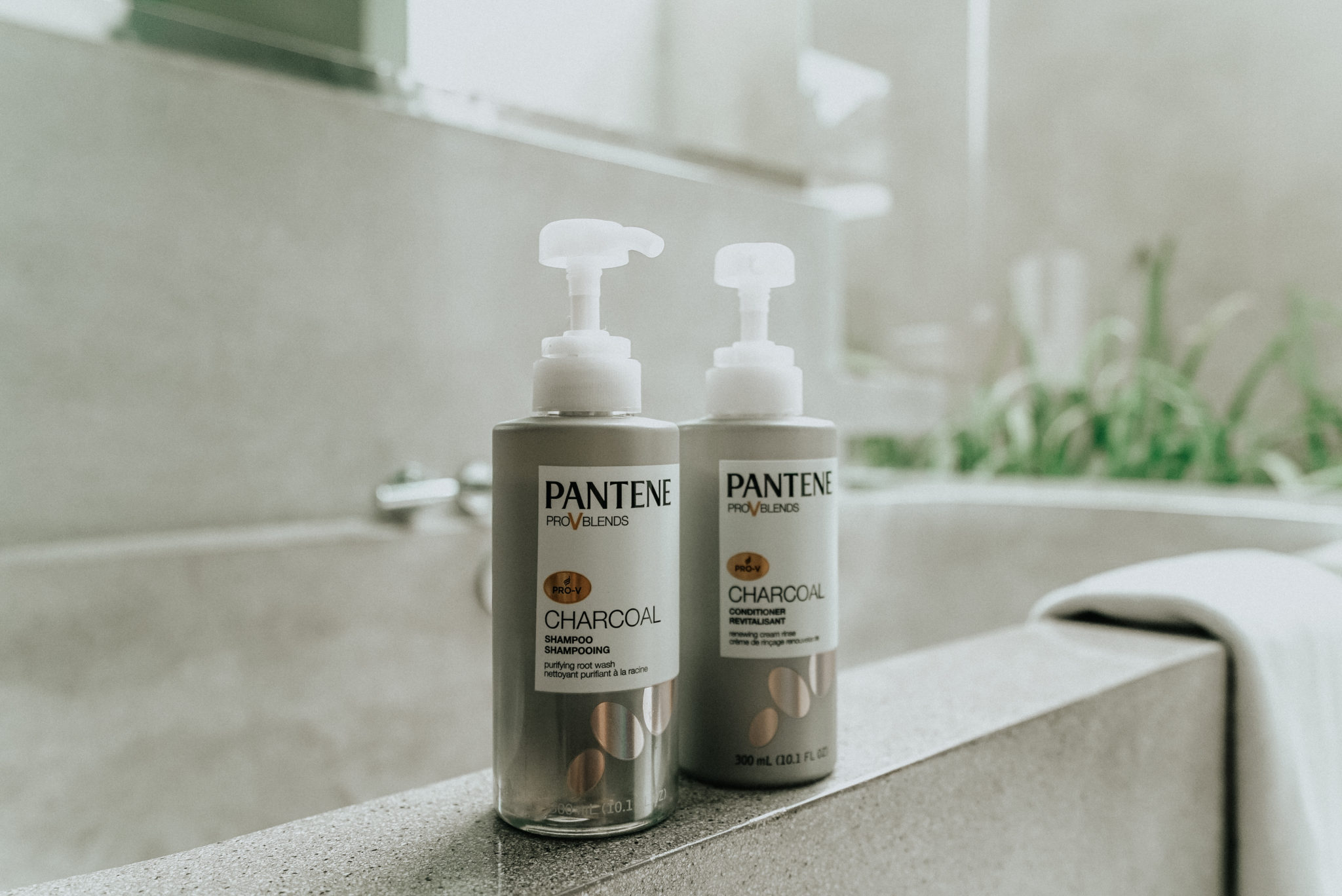 pantene activated charcoal